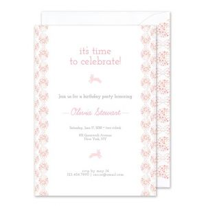 Little Luna Invitation