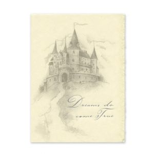 Castle Invitation