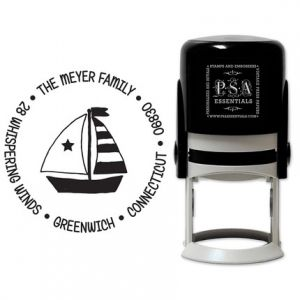 Set Sail Stamp