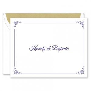 Kennedy Note Card