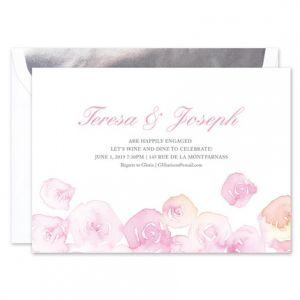 Garden Floral Invitation