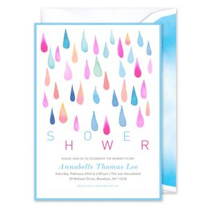 Mixed Shower Invitation