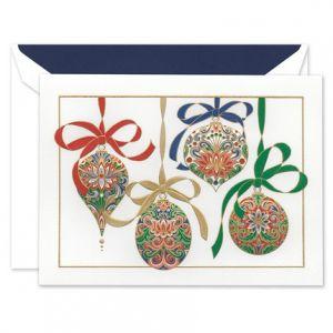 Ornaments Greeting Card