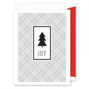 Joyful Tree Greeting Card