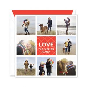 Love Photo Card