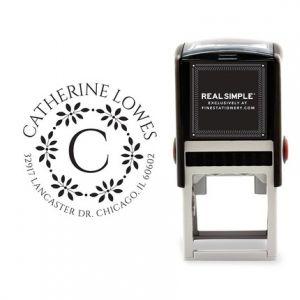 Garden Vine Stamp