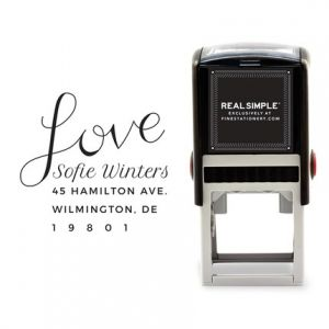 Classic Love Stamp