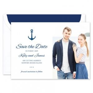 Anchor Save the Date