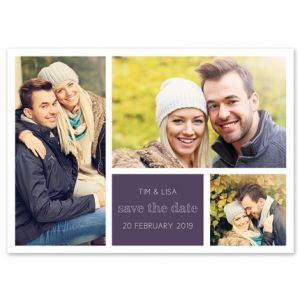 Plum Save the Date