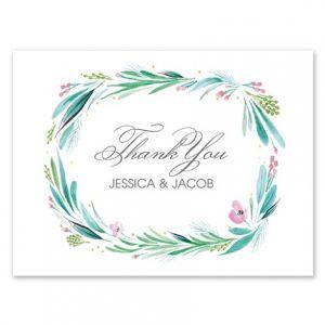 Lovely Leaf Note Card
