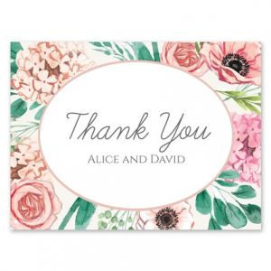 Blossom Bliss Note Card