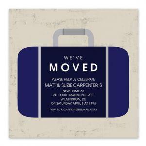 Blue Suitcase Announcement