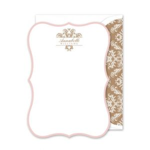 Annabelle Flat Card