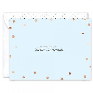 Shelia Note Card