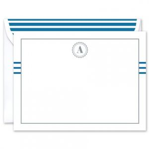 Varsity Flat Card