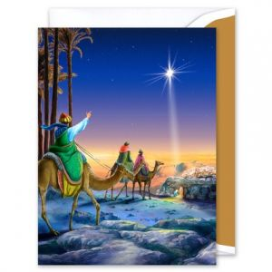 Bethlehem Greeting Card