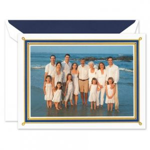 Holiday Regatta Photo Card