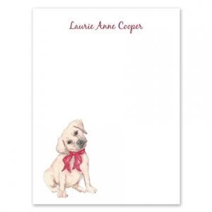 Puppy Love Note Card
