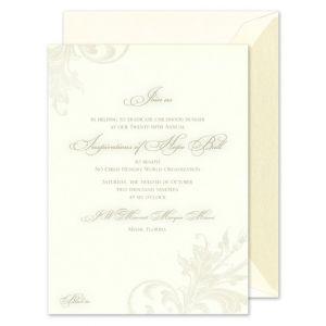 Florentine Invitation