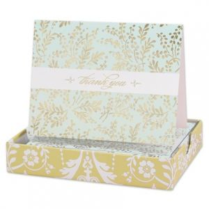 Amelie Damask Note Set