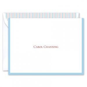 Cornflower Note Card