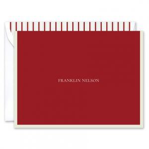 Scarlet Note Card