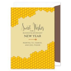 Sweet Wishes Greeting Card
