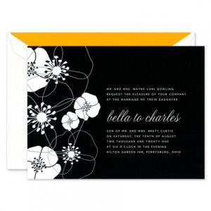 Blossom Invitation