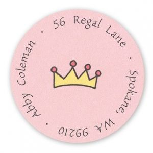 Little Princess Label