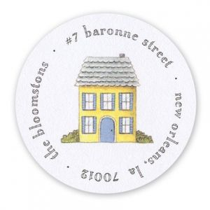 No Place Like Home Label