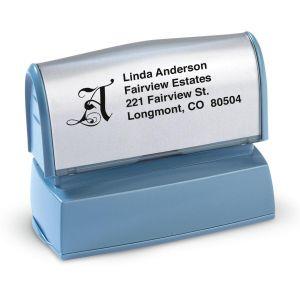Initial Choice-Standard Custom Address Stamp
