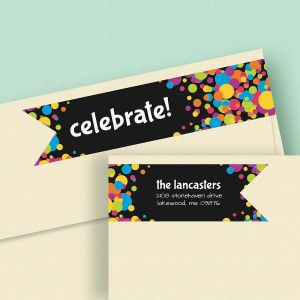Jubilee Connect Wrap Address Labels