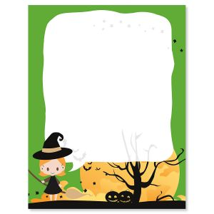 Witch Letter Papers