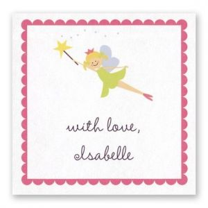 Fairy Princess Sticker