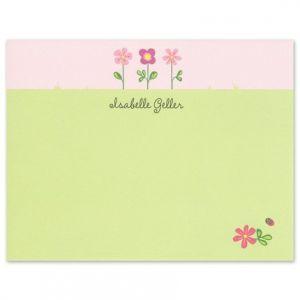 Garden Flat Card