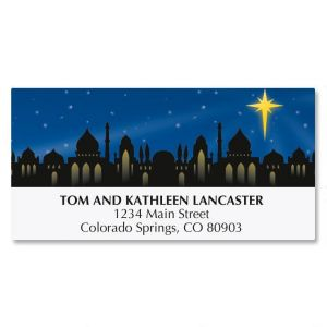 Star Light Matching Labels