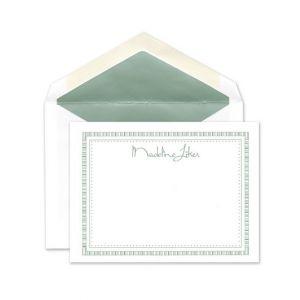 Stripes Flat Card