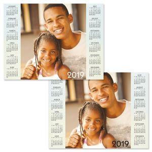 Year At A Glance Custom Photo Calendar