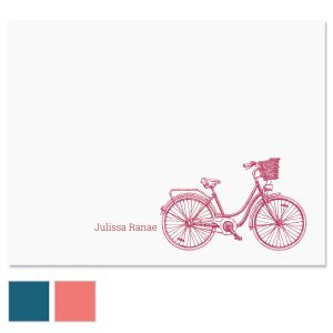 Sketch Bicycle Note Cards