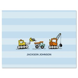 Trucks Note Cards