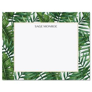 Tropical Wishes Note Cards