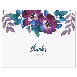 Camila Floral Note Cards
