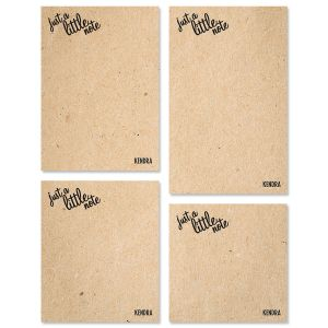 Just A Note Note Pad Sets