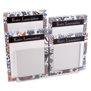 Color Paisley Note Pad Set