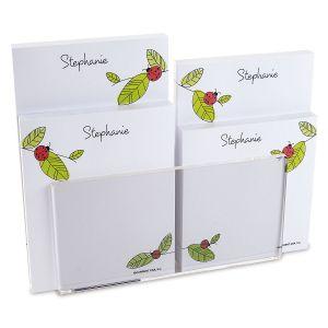Ladybugs Note Pad Set