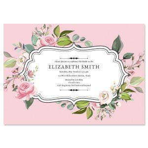 Grand Rose Invitations
