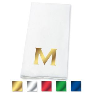 Shop Personalized Napkins at Fine Stationery