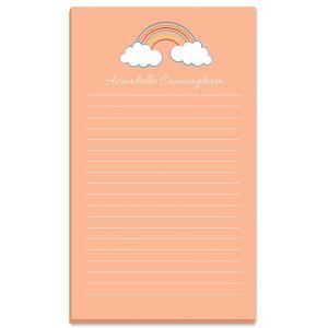 Rainbow Note Pad
