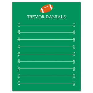 Football Correspondence Cards