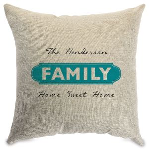 Family Customized Natural Pillow
